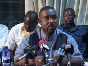 Member of the University of Education, Winneba governing council, Dr. Samuel Ofori Bekoe
