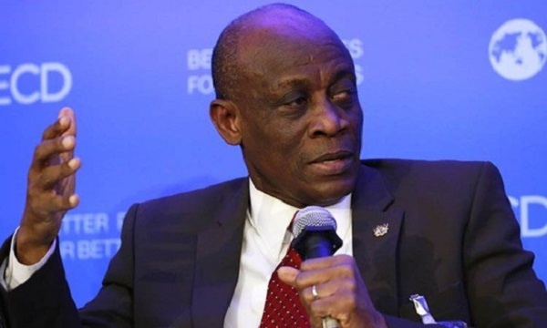 Government lied about GRA achieving revenue target in 2019 - Terkper