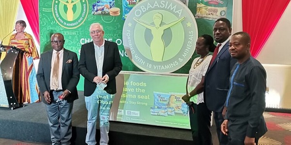 The Obaasima project, has offered food safety training to selected SMEs
