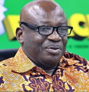 CEO of the Public Sector Reforms Secretariat, Mr. Thomas Kusi-Boafo