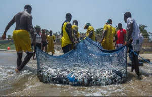There are a host of fishermen who engage in illegal and unregulated fishing