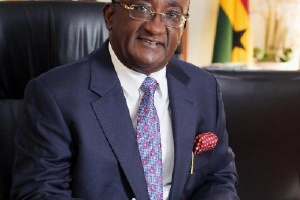 Dr Owusu Afriyie-Akoto, Minister for Food and Agriculture