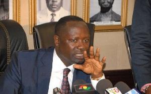 Emmanuel Armah Kofi Buah