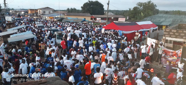 Election 2020: NPP launches \'loyal ladies, V20\' in Ellembelle to canvass votes