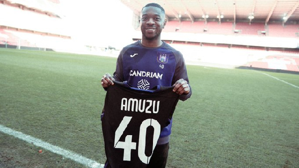 I have not made a decision yet to play for Ghana - Anderlecht kid Francis Amuzu