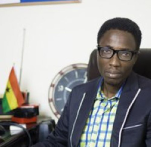 Prosper Kofi  Senyo holds a Master of Arts in Development Communication