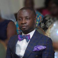AshantiGold CEO, Fred Acheampong