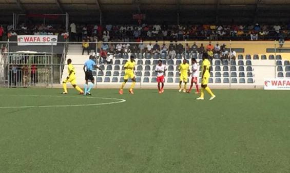 WAFA SC becomes first club to receive full license for home venue