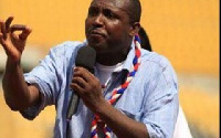 John Boadu is Acting General Secretary of the New Patriotic Party