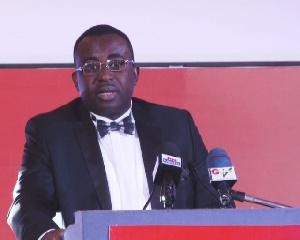 Dr Johnson Asiamah, Deputy Governor, BoG