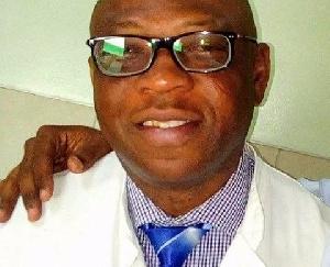 Dr Adam Baba