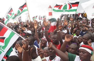 Some NPP activists - file photo