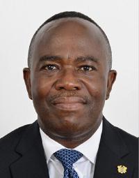 Kwesi Kwaning-Bosompem, Acting Controller and Accountant-General