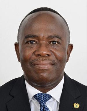 Mr Kwasi Kwaning-Bosompem