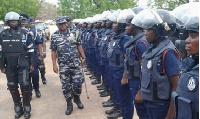 Police men.   File photo.