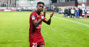 FC Metz defender John Boye available for Lille clash after one game suspension