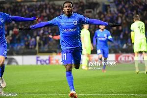 Ghana and Genk midfielder Joseph Painstil
