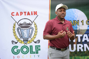 Mr Appiah, Captain One Founder