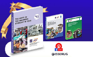 ISSER is UG's Institute of Statistical, Social and Economic Research