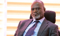 President of Normalisation Committee Dr Kofi Amoah