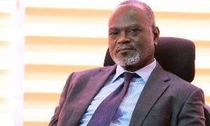 Astute Ghanaian businessman, Dr. Kofi Amoah