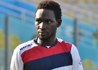 Inter Allies deputy skipper Baba Mensah