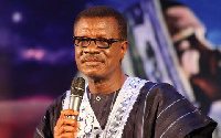Dr Mensa Otabil, Founder and General Overseer of the International Central Gospel Church