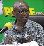 Kweku Baako Jnr, Editor-in-Chief, New Crusading Guide