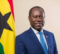 Joseph Boahen Aidoo, CEO of COCOBOD