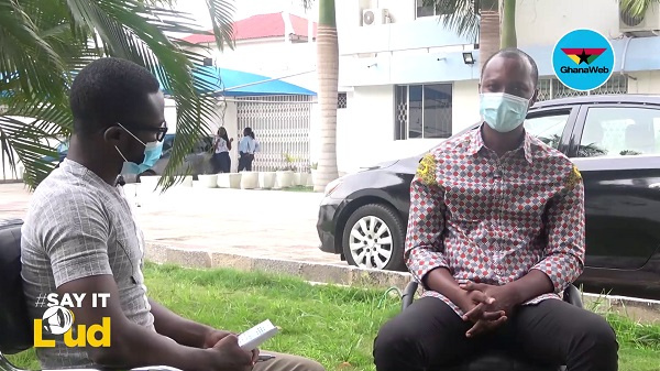#SayItLoud: Surviving the deadly coronavirus as a frontline worker(Promo)