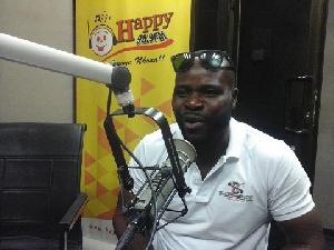 Sam Johnson Ex Ghana International