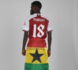 Arsenal legend Ray Parlour expects big things from Thomas Partey, Republik City News