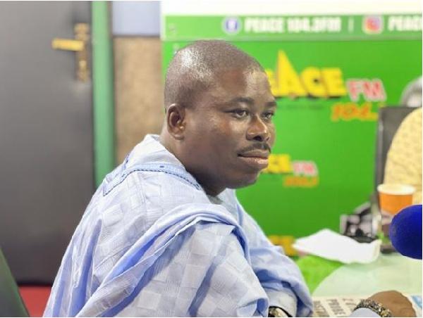 SP Kissi Agyebeng isn't God; he needs our support - Charles Owusu