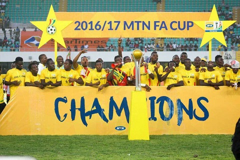 2017 MTN FA Cup: Only 20 players received GHC5Kpromised by Dr Kwame Kyei - Isaac Amoako