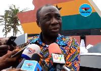 Former Power Minister, Dr. Kwabena Donkor