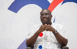 National Organiser of the New Patriotic Party, Sammy Awuku