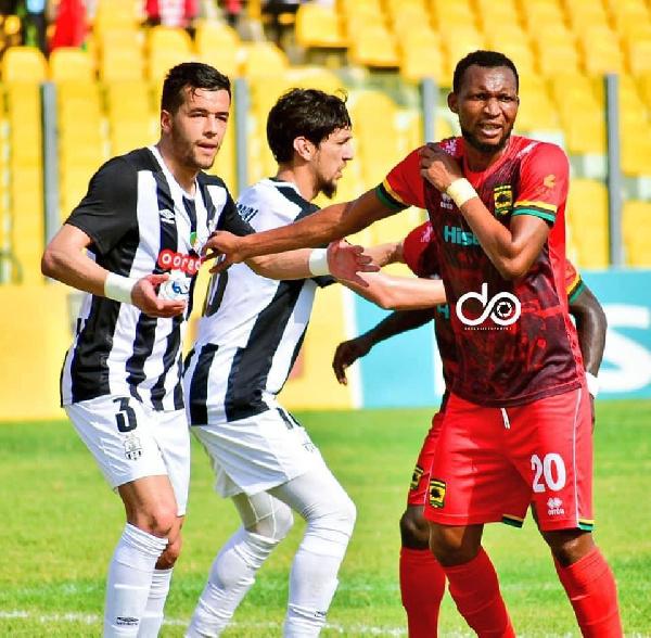 LIVESTREAMING: ES Setif vs Asante Kotoko (CAF Confed Cup 2nd leg)