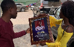 Sammy Kay awarded for his immense contribution to Ghanaian media