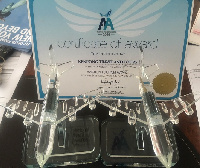Kenpong Travel and Tours Limited received two awards at the ceremony