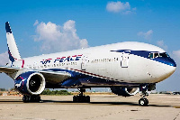 File photo: Air Peace, a Nigerian airline
