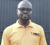 Executive Director of Human Rights Reporters, Joseph Kobla Wemakor