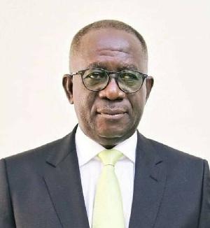 George Otoo, Ghana Reinsurance Company Limited, Board Chairman