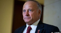 Steve King has supported far-right politicians overseas