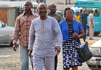 Alfred Woyome won the case on grounds of breach of natural justice