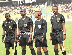 Match Officials For Ghana Premier League Week 11 Announced
