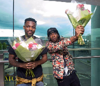 Mugeez and Omar Sterling