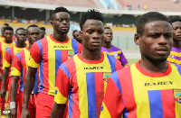 Accra Hearts of Oak have been deducted three points