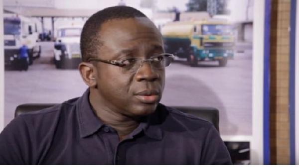 Former Managing Director of BOST, Kwame Awuah-Darko