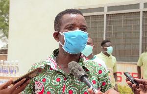 Municipal Director of Health Service, Kasena-Nankana - Azure Benson Nsoh