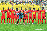 Kotoko hopes to make a mark in this year's competition after years of no continental glory